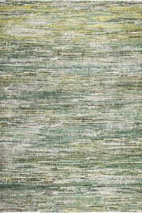 Louis de Poortere Sari Sari Infinite Greens 8874 Vloerkleed