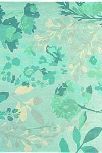 Vloerkleed Bluebellgray Braybrooke Teal 19307