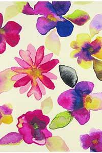 Vloerkleed Brink & Campman Kaleidoscope Blossom 17502
