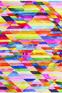 Vloerkleed Brink & Campman Kaleidoscope Delta 16405