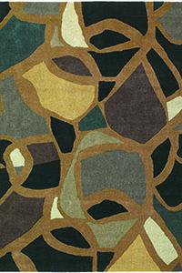Vloerkleed Brink & Campman Xian Mosaic 75905