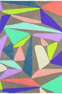 Vloerkleed Brink & Campman Xian Triangle 77608