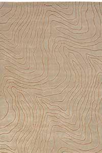 Vloerkleed Harlequin Formation Copper 40804