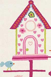 Vloerkleed Harlequin Home-Tweet-Home 42302