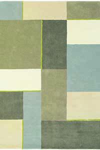 Vloerkleed Harlequin Iona-Hessian 43301