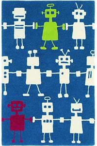 Vloerkleed Harlequin Reggie-Robot 42408