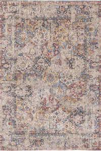 Vloerkleed Louis de Poortere Antiquarian Khedive Multi Bakhtiari 8713