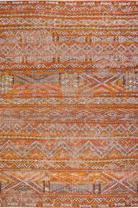 Vloerkleed Louis de Poortere Antiquarian Riad Orange 9111