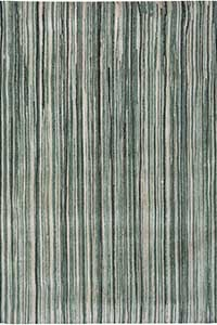 Vloerkleed Louis de Poortere Atlantic Green Stripes 8592