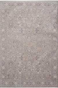 Vloerkleed Louis de Poortere Bobohemian Glastonbury Grey 8908