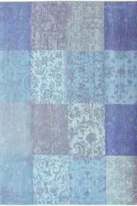 Vloerkleed Louis de Poortere Cameo Lavender 8372