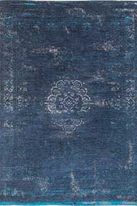 Vloerkleed Louis de Poortere Fading World Blue Night 8254