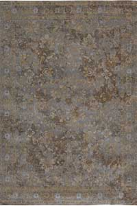 Vloerkleed Louis de Poortere Fading World Grey Beige 8942