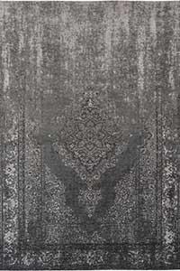 Vloerkleed Louis de Poortere Fading World Grey Neutral 8639