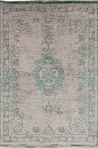 Vloerkleed Louis de Poortere Fading World Jade Oyster 8259