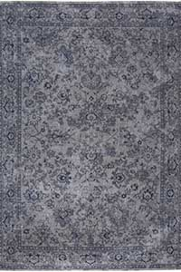Vloerkleed Louis de Poortere Fading World Slate Blue 8950
