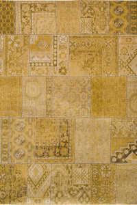 Vloerkleed Louis de Poortere Khayma Palmyra Gold Farrago 8686