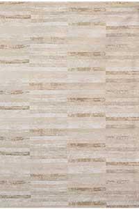 ACTIE - Vloerkleed Louis de Poortere Mosaiq Beige Shade 8387 - 170 cm x 240 cm