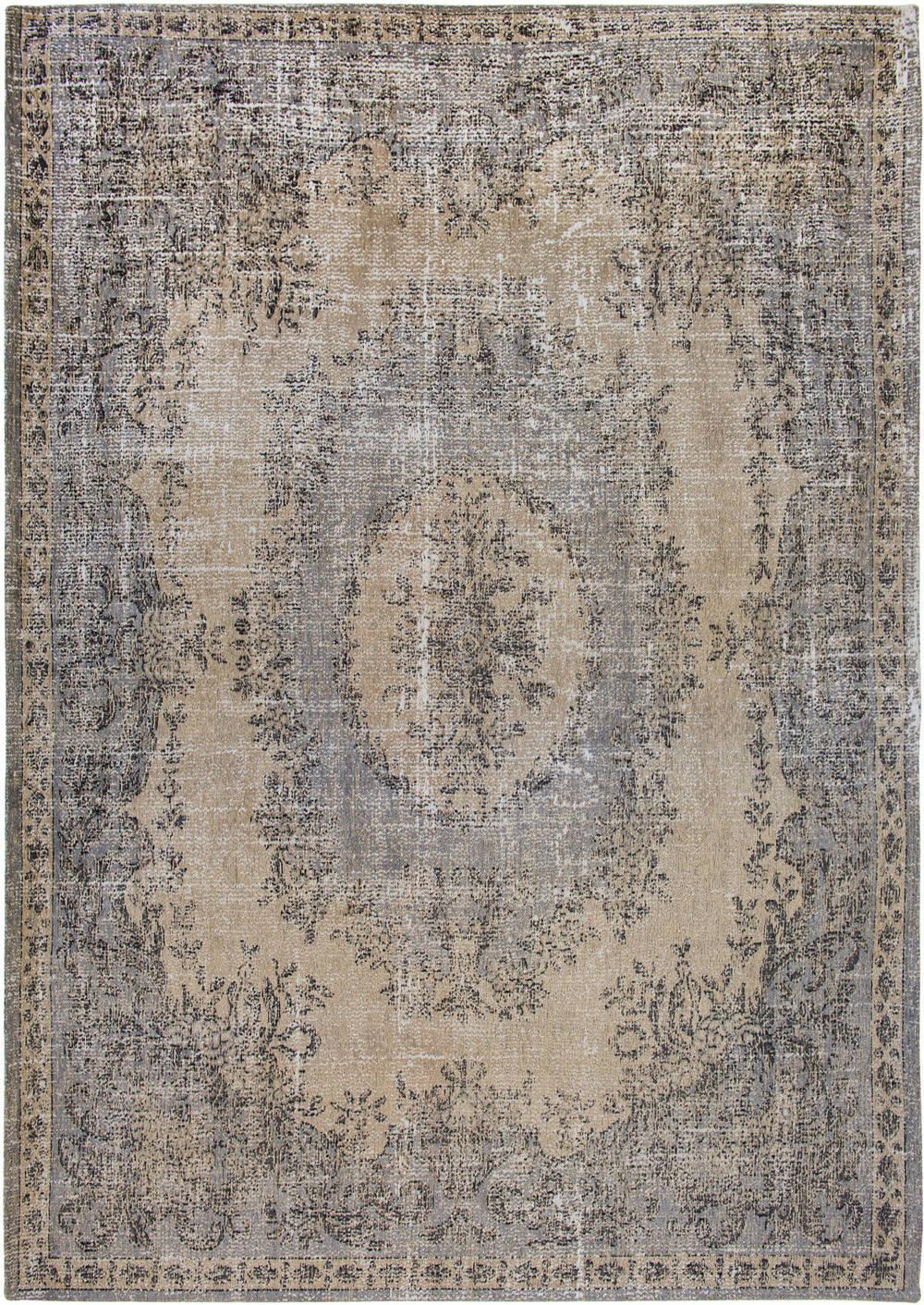 Vloerkleed Louis de Poortere Palazzo Colonna Taupe 9138