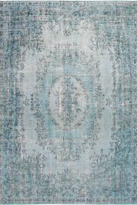 Vloerkleed Louis de Poortere Palazzo Dandolo Blue 9140