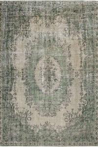 Vloerkleed Louis de Poortere Palazzo Este Green 9142