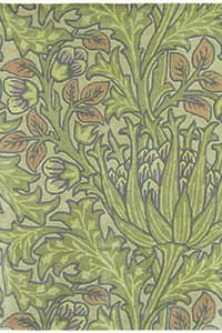 Vloerkleed Morris & Co. Morris Artichoke-Th 04 27404