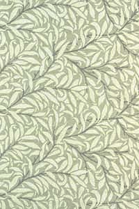Vloerkleed Morris & Co Willow Bough Ivory 28309
