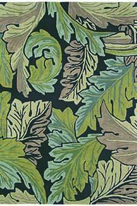 Vloerkleed Morris & Co. Morris Acanthus-Fo 08 27208