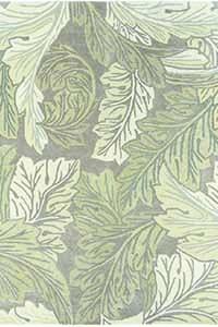 Vloerkleed Morris & Co. Morris Acanthus-St 01 27201