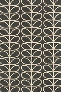 Vloerkleed Orla Kiely Linear Stem Slate 60505