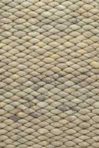 Vloerkleed Perletta Structures Limone 374