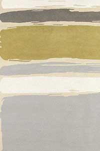 Vloerkleed Sanderson Abstract-Linden 45401