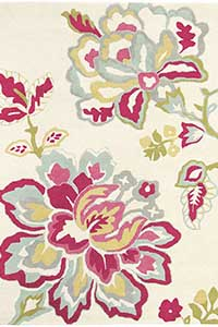 Vloerkleed Sanderson Angelique-Rose 46500