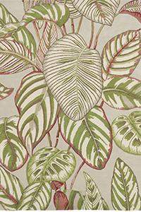 Vloerkleed Sanderson Calathea Olive 50807