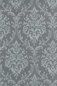 Vloerkleed Sanderson Riverside Damask Pewter 46705